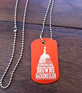 membership dog tag