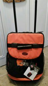 Cleveland Browns roller bag