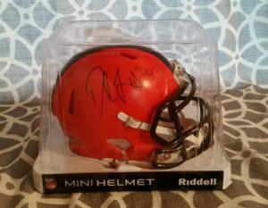 Cleveland Browns Mini Helmet