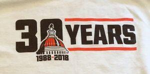 2018 t-shirt front logo