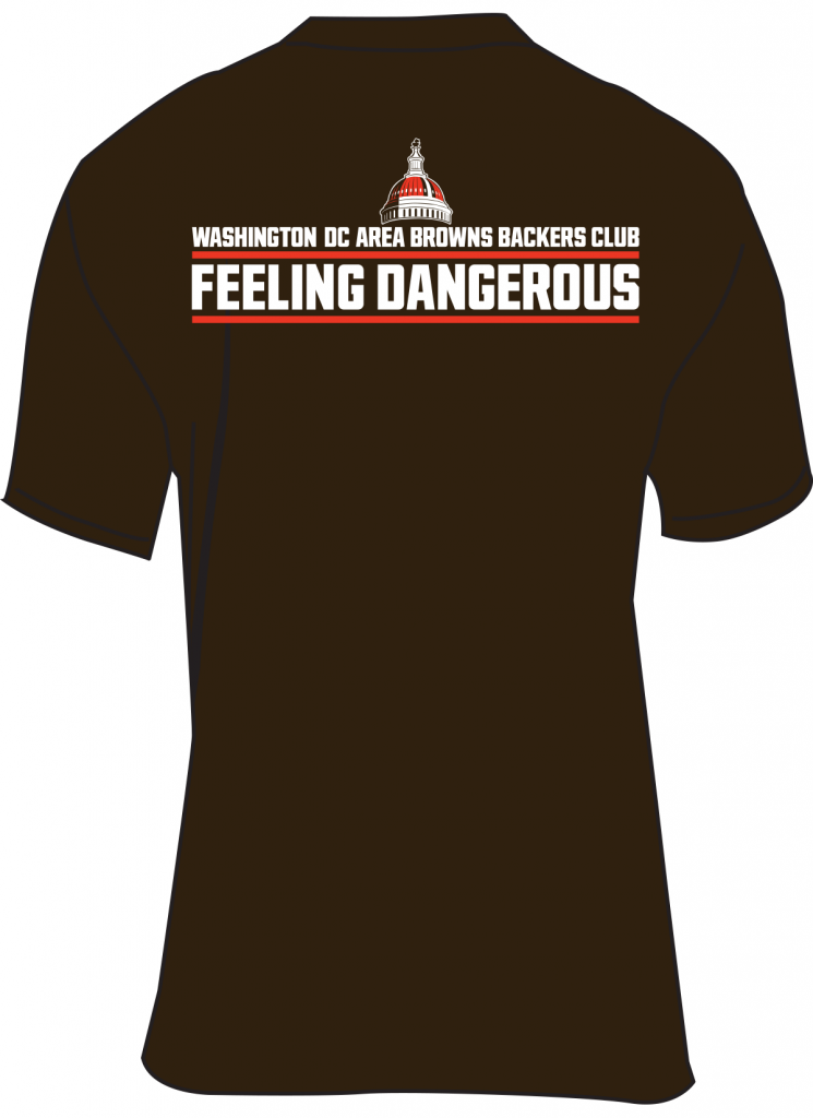2019 T-shirt - Back