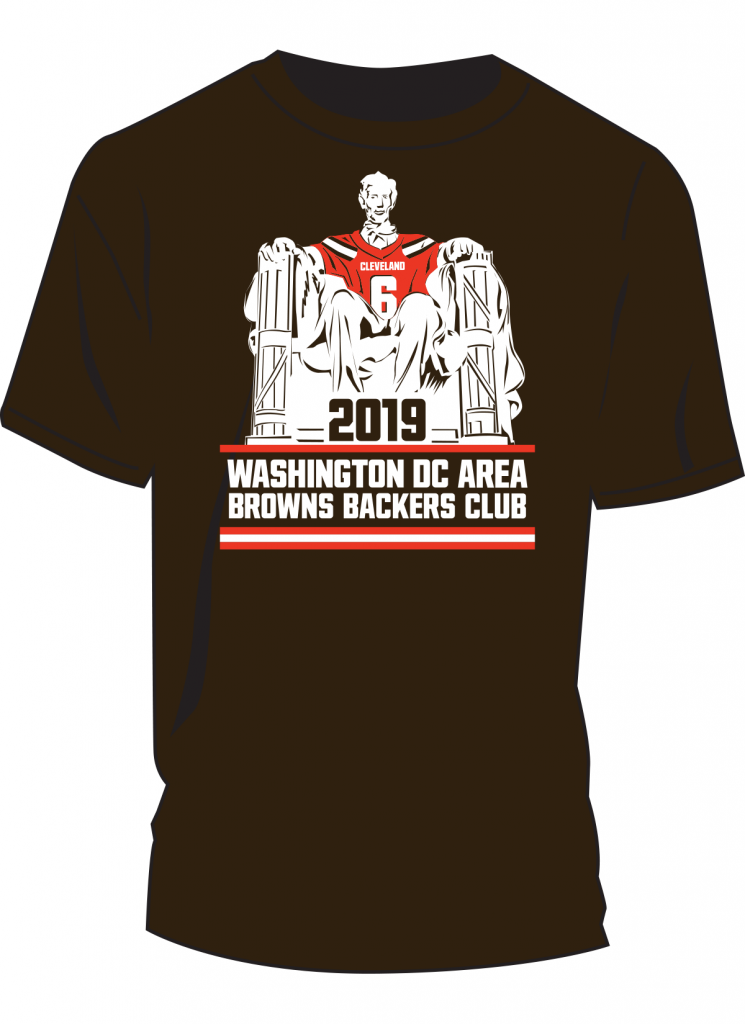 2019 T-Shirt - Front