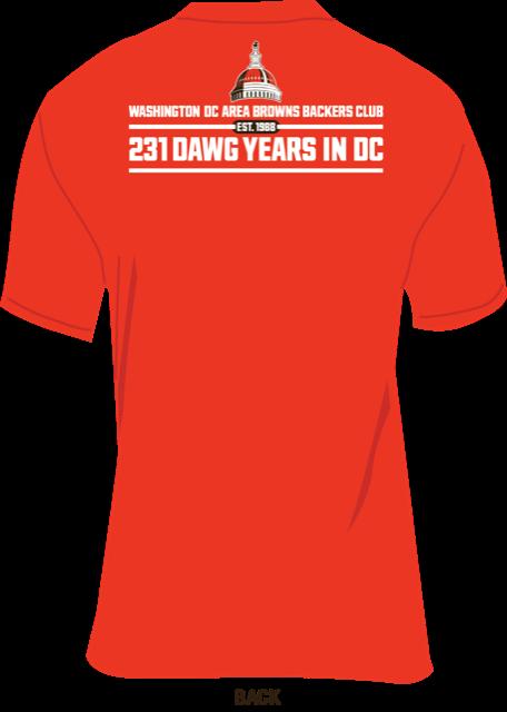2021 T-Shirt Back