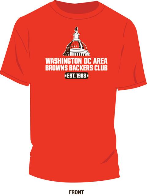 2021 T-Shirt Front
